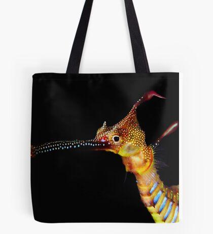 Seadragon Portrait Tote Bag