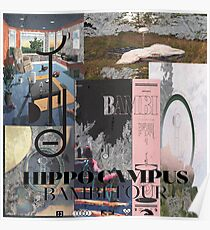 Hippo Campus Album and EP Art Poster