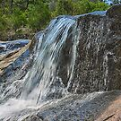 The Scenic Waterfall in HDR by vasasphoto