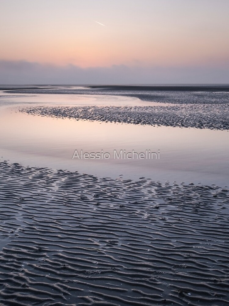 Sandymount Beach, Dublin, Ireland by darkmavis