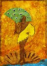 Oshun, Santeria Goddess of Love by Ina Mar