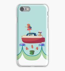 Little Fishy In The Sea iPhone Case/Skin