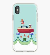 Little Fishy In The Sea iPhone Case