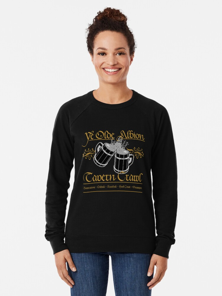 Alternative Ansicht von Fabel - Albion Tavern Crawl Leichter Pullover