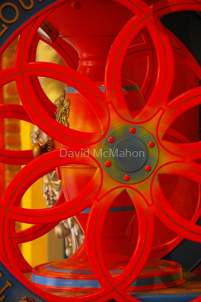 Metal Petals by David McMahon
