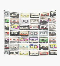 Cassette Tapes (mixtape Love) Wall Tapestry