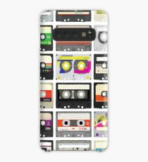 Cassette Tapes (mixtape Love) Case/Skin for Samsung Galaxy