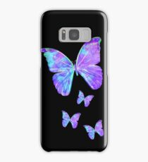 Purple Butterflies by Jan Marvin Samsung Galaxy Case/Skin
