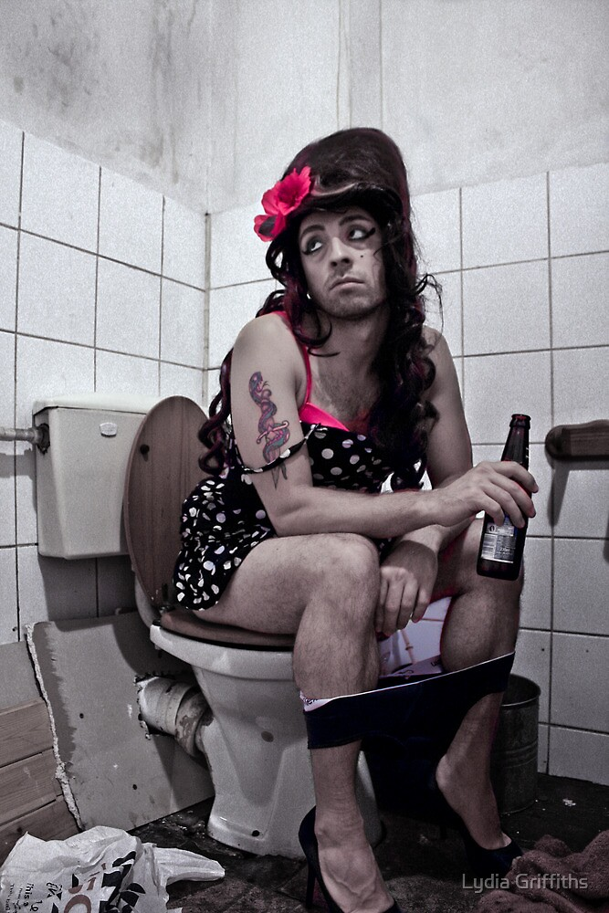 Andy Winehouse - Time out by Lydia Griffiths