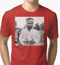 Bino B&W Tri-blend T-Shirt