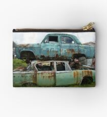 Stacked Cars Studio Pouch