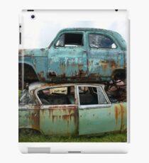 Stacked Cars iPad Case/Skin