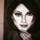 Mysterious Girl by Sneha Nadig
