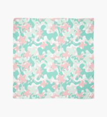 Mint & Pink Camo Tuch