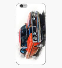 Red XY Ford Falcon GT iPhone Case