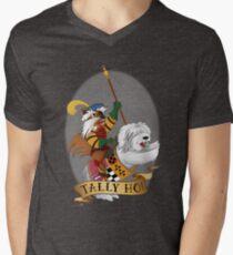 Tally Ho! Men's V-Neck T-Shirt