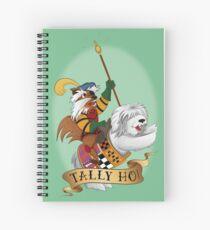 Tally Ho! Spiral Notebook