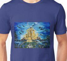 King Triton's Castle Unisex T-Shirt