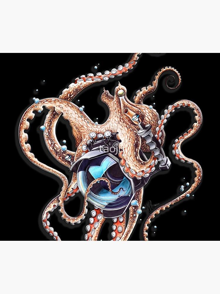 Coconut Octopus by taojb