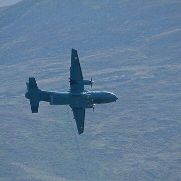 Irish Air Corps - CASA CN-235-100MP Persuader 252 by jon77lees