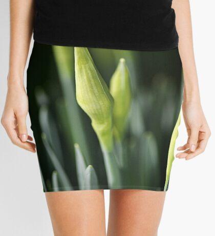 Daffodil Buds Mini Skirt