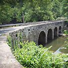 Glass Mill Bridge by G. David Chafin