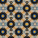 Alhambra Geometrics TEN by BigFatArts