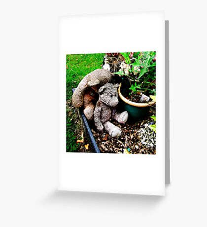 The Grave Greeting Card