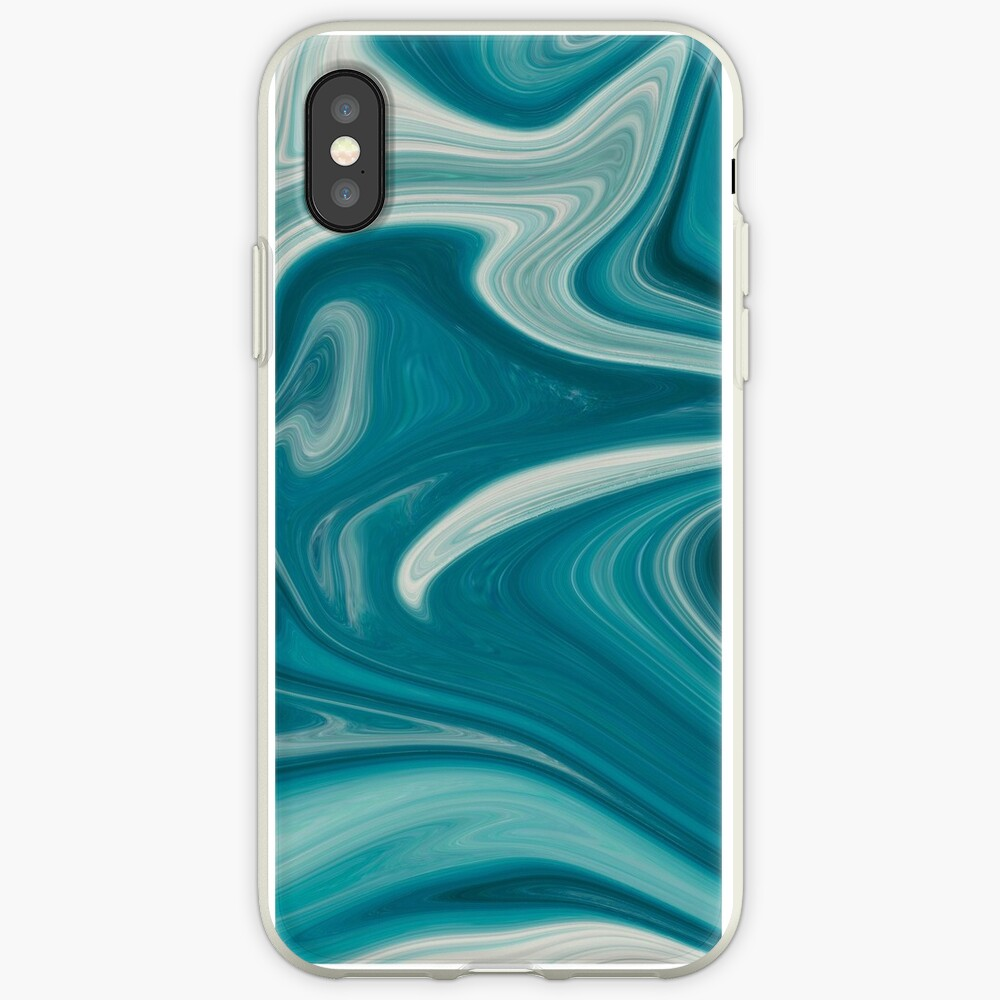 SWIRLY iPhone Case & Cover