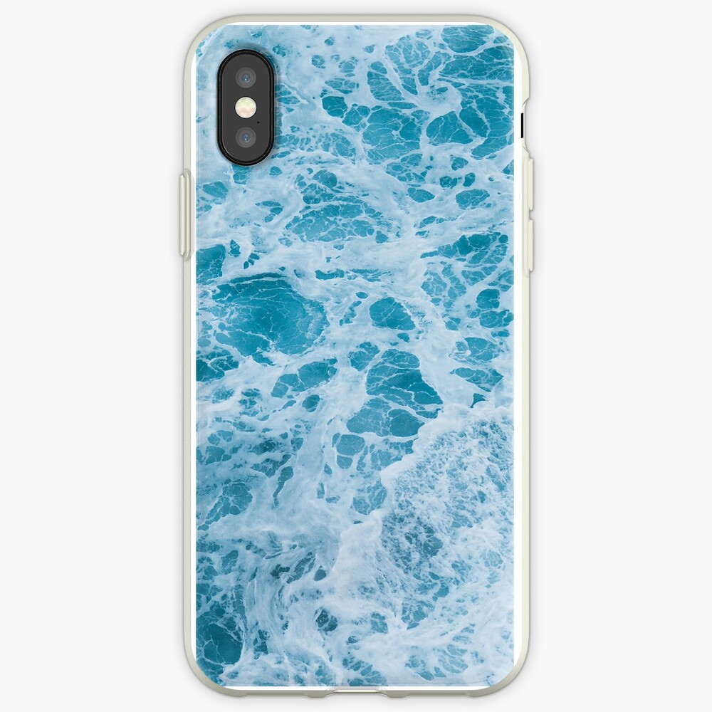 WATER iPhone Case & Cover