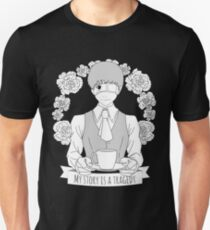 Tokyo Ghoul | Ken Kaneki | My story is a tragedy Unisex T-Shirt