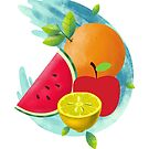 Fruity by SueAnnApparel