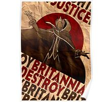 Justice will be done -  Code Geass Poster