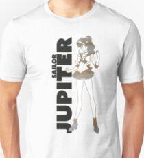 Sailor Jupiter PlanetScape Decal Unisex T-Shirt