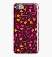 Floral seamless pattern. Flowers iPhone Case/Skin