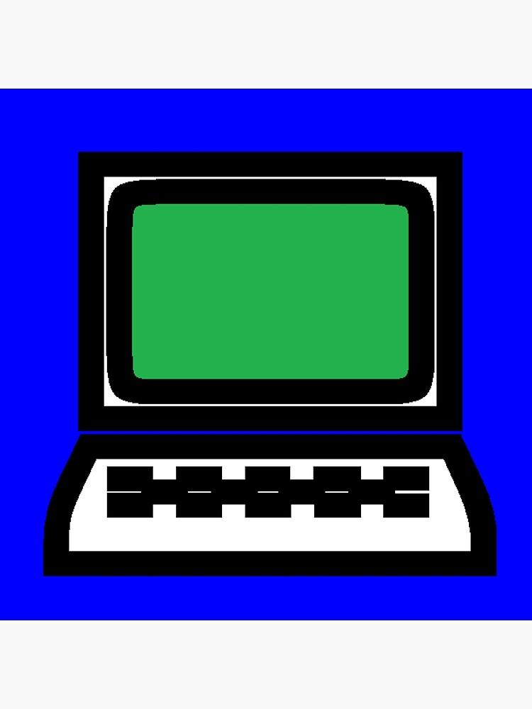 Computer  by omaridaley