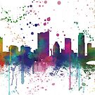 Austin, Texas Skyline von Marlene Watson