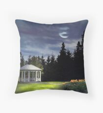 Moon Light Throw Pillow