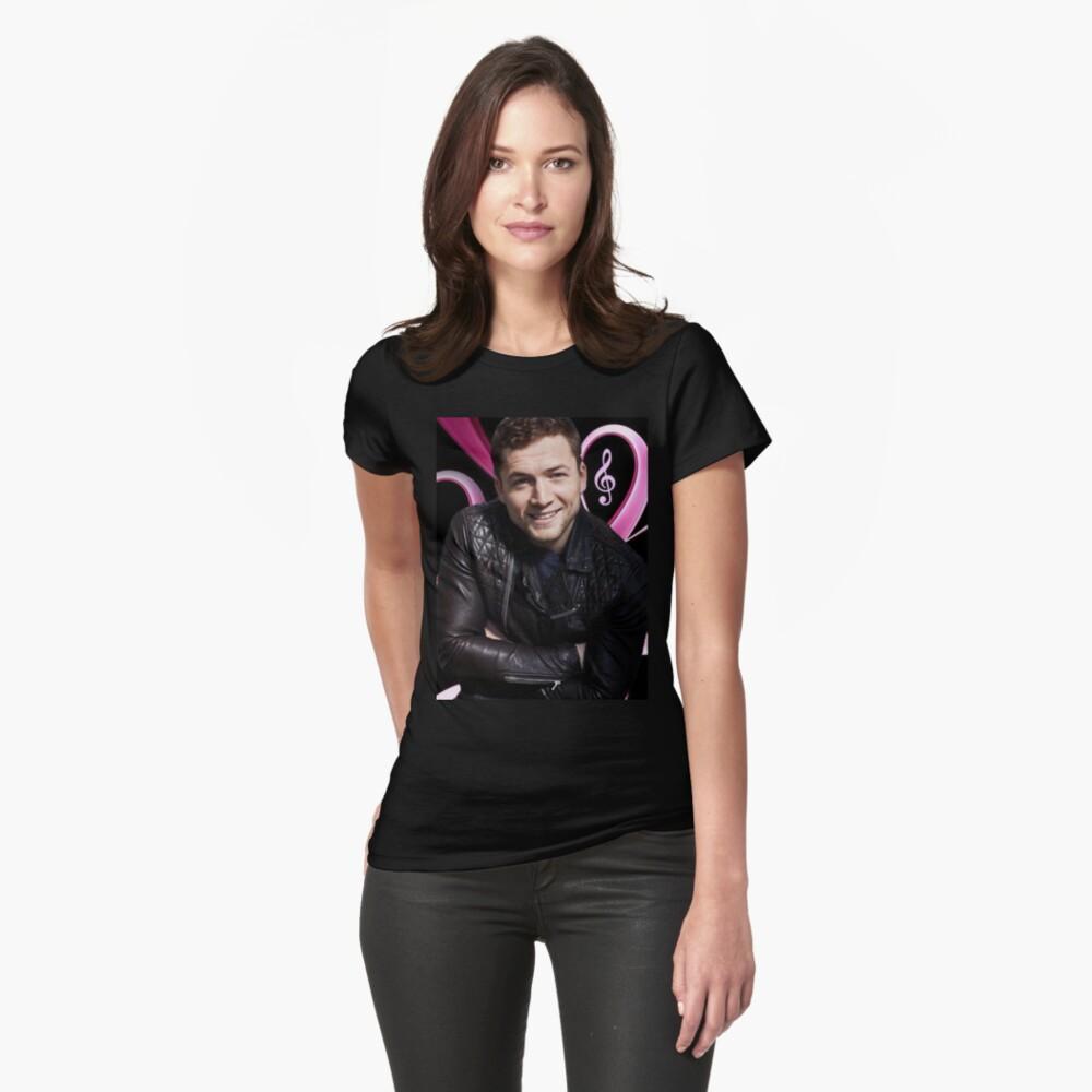 Taron Egerton Fitted T-Shirt