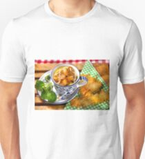 Bavarian Macaroni With Cheese and Crispy Cheese Cookie T-Shirt