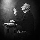 Playing into the light by Joseph Darmenia