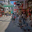 Hong Kong Back Alley by dazzleng