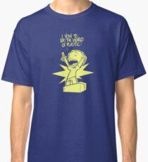 Rid the World of Plastic! Classic T-Shirt
