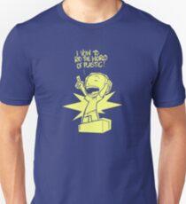 Rid the World of Plastic! Unisex T-Shirt
