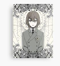 Blank stare Metal Print
