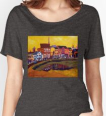 Crescent Quay, Wexford Women's Relaxed Fit T-Shirt