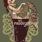 Irish Mermaid by ZugArt
