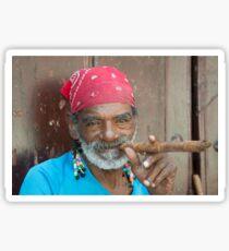 Cigar man  Sticker