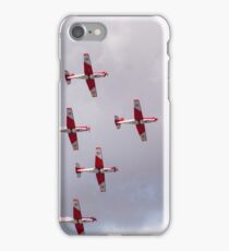 PC-7 Team - Swiss Air Force iPhone Case/Skin