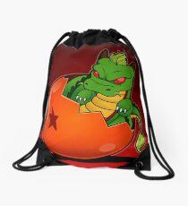 Tiny Dragon Drawstring Bag